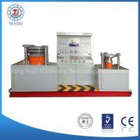 dual plate check valve test machine
