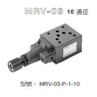 杰亦洋销售七洋MRV-03-P-1-10叠加式溢流阀有优势