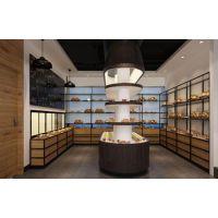 广州展超(图)、木制面包柜、面包柜