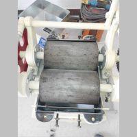 湖南多功能薄厚可调挤扁机 豆类燕麦压扁设备