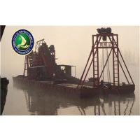 双排斗挖沙船好用吗、挖沙船、青州启航绞吸式挖泥船