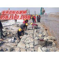 防汛铅丝笼水利河岸护堤,5%铝锌合金铅丝石笼网