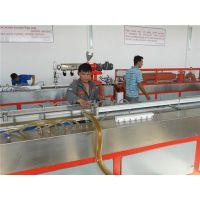山东石塑地板生产厂家_批发石塑地板设备_威尔塑料机械