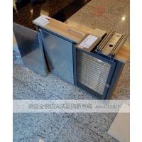marko木纹钢挂板成品隔断/木纹挂板隔断400-615-2027