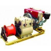 JM-3汽油绞磨机 3T柴油卷扬机/电缆牵引机