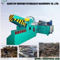 圣博牌鳄鱼式剪断机,大型废钢剪切机厂家直销