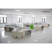 办公家具办公桌 办公桌屏风组合 屏风隔断办公桌屏风办公桌4人A26