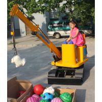 儿童游乐挖掘机13615346355