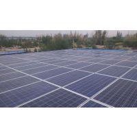 甘肃程浩太阳能酒泉100kw太阳能光伏并网发电站,光伏发电系统