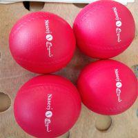 兴宏发直销聚氨酯发泡PU球 3.5英寸发泡玩具球 环保礼品球