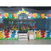欢乐喷球车 赚钱快的好项目 铭扬游乐专业制造各种儿童游乐设备