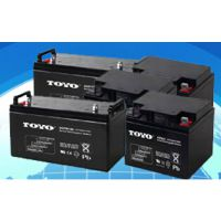 销售东洋铅酸蓄电池6V1.2AH全国负责安装
