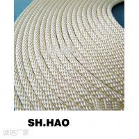 主要用于建筑工地上的安全防护网,盛浩绳网