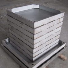 耀恒 贵州厂家 供应201不锈钢隐形井盖 镀锌雨水井盖