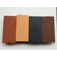 烧结砖 青砖 劈开砖陶土砖通体砖供应