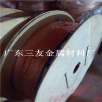 空调用TP2盘圆15.88,19.05紫铜管;非标异形紫铜管