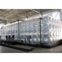 武功玻璃钢水箱经销商 RV-90武功消防水箱 润捷水箱