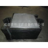 莘明铸铁板框滤板 外挂耳板框 固液分离压滤机配件