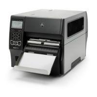 斑马工商用RFID条码打印机ZT420(300dpi)