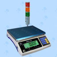 能打印小票的计重电子秤多少钱 15KG awh-sa带打印桌秤