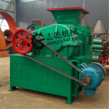 碳粉压球机 志乾 对辊煤泥煤粉成型机 铁粉干粉压块机 大中小型鹅蛋机
