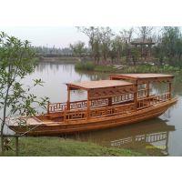 旅游船观光船游玩船全国各大景区合作单位江苏周氏木业