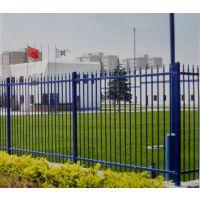 纽贝尔锌钢护栏防爬防盗安全可靠 围墙栅栏 围墙网