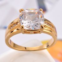 AAA锆石戒指男女通用欧美款 速卖通Ebay 供货饰品批发