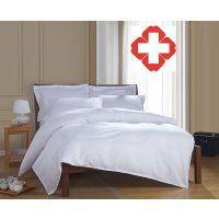 南通晓德  医院床单被套   全棉白色医用床上用品  病房床单被罩