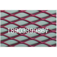 徐州高架桥支架钢板网 江苏喷漆钢板网8刀网 钢板网厂家亚奇品质高