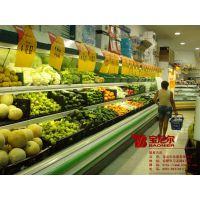 孝感水果展示柜尺寸 水果冰柜多少钱一米