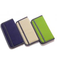 收纳卡包男女证件票据钱包 定制企业LOGO 无锡礼品定制 多功能卡包钱包