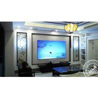 《保利国际》长沙5.1声道客厅家庭影院设计方案