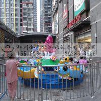 金元宝鲤鱼跳龙门游乐设备——2016年度***热的机械设备