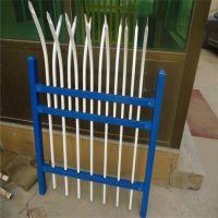 建筑护栏 小区围墙栏杆、安平锌钢护栏生产厂