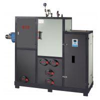 创元出气量200kg/h生物质颗粒 蒸汽锅炉 节能免检立式 全自动蒸汽发生器 服装熨烫自然循环锅炉