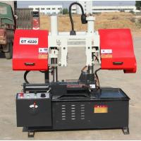 滕州恩特直销经济型4220优质带锯床供应于湖南长沙质优价廉欢迎订购