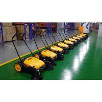 工厂厂区仓库保洁用艾隆AL920无动力扫地机
