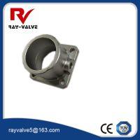 硅溶胶精密铸造不锈钢管道管件配件