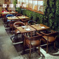 供应拉维蓓乐韩式实木轻食餐厅桌子定做 (上海轻食餐厅桌椅定做)