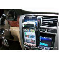 汽车用品批发 车用出风口手机袋 新款双层手机袋, 4寸三款可选