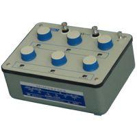 【超值享受】正阳 ZX83A直流电阻箱(六组开关)  直流电阻器电阻箱