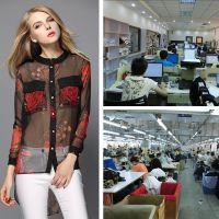 外贸服装加工厂女时装加工 服装加工订单 贴牌OEM加工