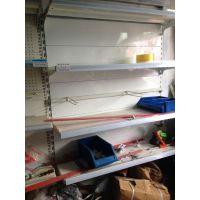 供应新疆乌鲁木齐HG-0012型超市单/双面货架