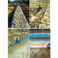 抗洪救灾用绿色包塑环保装石头用石笼网,找成都卓通【厂家批发】