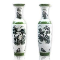 供应西安大花瓶 西安陶瓷大花瓶 西安庆典大花瓶 西安落地陶瓷大花瓶销售