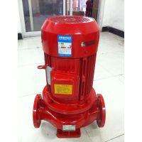河北消防泵厂家直销 单级消防给水泵 泉柴喷淋泵XBD2/200-300L-250