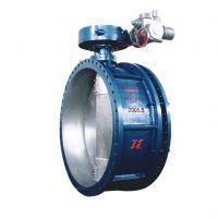 防爆型电动316L蝶阀型号安全可靠