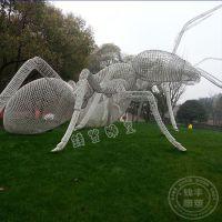 供应大型不锈钢雕塑 动物雕塑专家专业定制