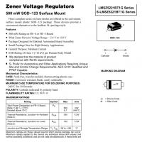 LRC稳压二极管LMSZZ5221BT1G